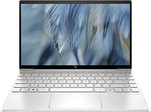 HP ENVY 13-ba0006na 13Inch Ultralight Touchscreen Laptop, 10th generation Intel Core i7-1065G7, 8GB RAM, 1TB SSD, Backlit keyboard, Faster Wi-Fi, (Renewed)