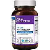 New Chapter Tiny Tabs Multivitamin with Energy, Stress, and Immune Support + Vitamin D3 + B Vitamins - 192 ct