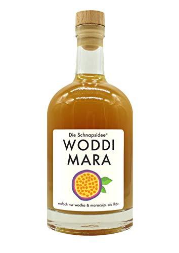 Schnapsidee Woddi Mara - Wodka Maracuja Likör 0,5l