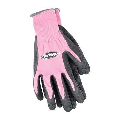 Berkley BTLCFG Coated Grip Gloves, Pink