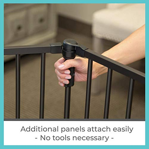 41Cfsq 30oL The Best Hardware Mounted Baby Gates [2021 Review]