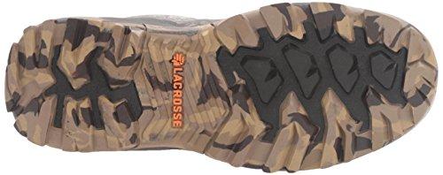 Product Image 8: LaCrosse Men's Alphaburly Pro 18″ Hunting Shoes, Mossy Oak Break up Country