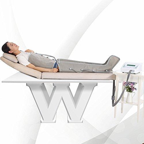 Maquina de Presoterapia Profesional para Brazos, Abdomens, Gluteos e Piernas
