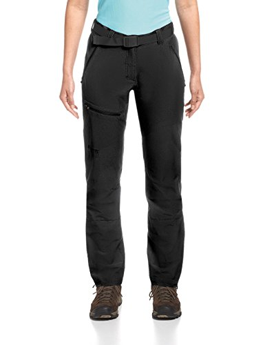 Maier Sports Damen Naturno Light W Outdoorhose, Black, 38