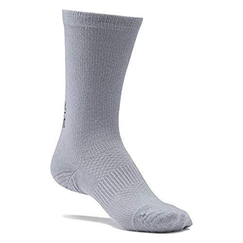 Reebok Herren CF OPEN CREW Socken Grau, 40/42