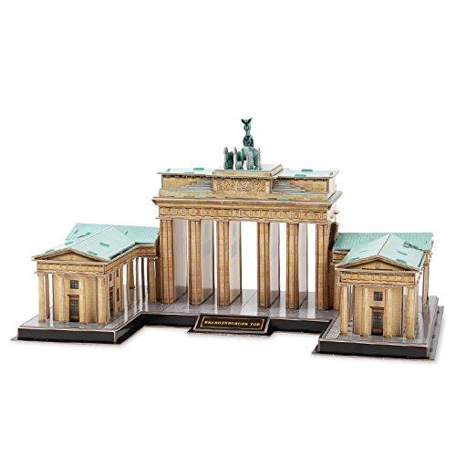 Cubic Fun- Puzzle 3D Puerta de Brandenburgo (771MC207)