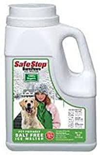 North American Salt 56708 Sure Paws Ice Melter, 8-Pound