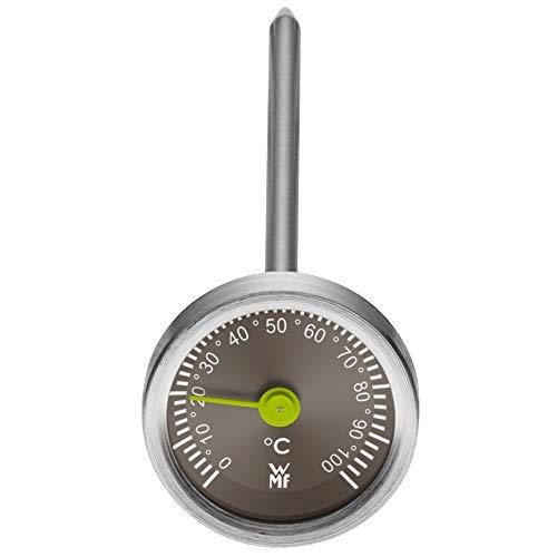 WMF Fleischthermometer analog 3,0 cm, Bratenthermometer, Instant Thermometer analog Sonde bis 100°C