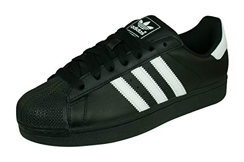 adidas Originals Superstar Mens Trainers Sneakers Sports Shoes Black/White New G17067 (12 UK)