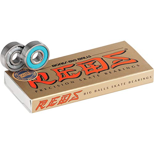 Bones Bearings Skateboard Kugellager Reds Big Balls Bearings