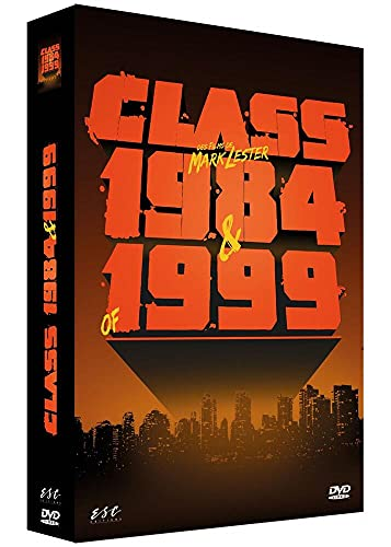 Coffret class... 2 films : class 1984 ; class of 1999 [FR Import]