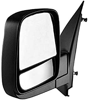 Driver Side Textured Side View Mirror for 08-14 Chevy...