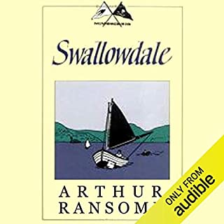 Swallowdale  audiobook cover art
