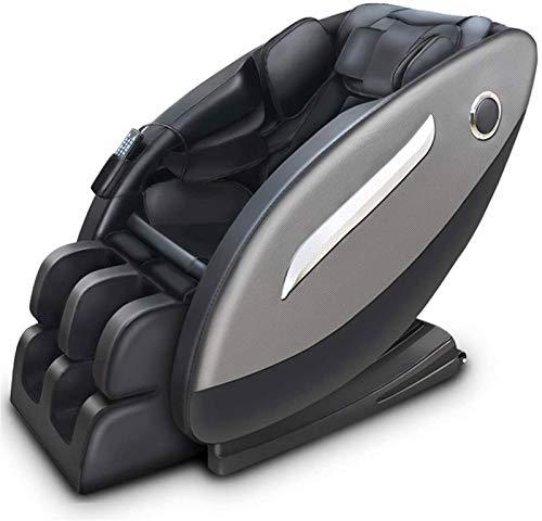 Sillón de masaje Masaje, Automático de silla de masaje de amasamiento Inicio de cuerpo completo la gravedad cero Shiatsu reclinable sofá de alto eléctrica de la piel de usar y resistente a la suciedad
