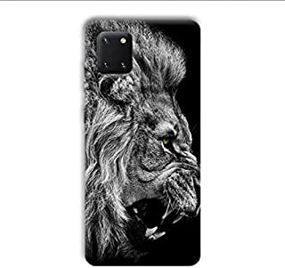 case box Lion back cover for samsung galaxy note 10 lite