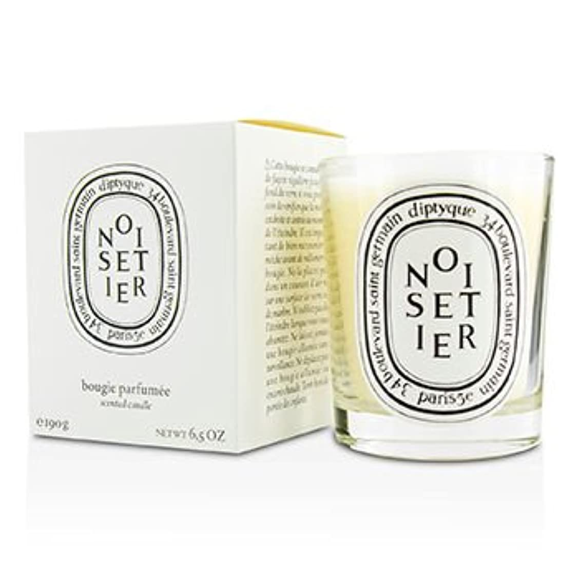 知覚的定説発行[Diptyque] Scented Candle - Noisetier (Hazelnut Tree) 190g/6.5oz