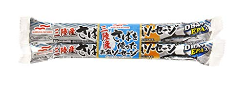 マルハニチロ 三陸産さばを使ったお魚ソーセージ 150g ×5袋