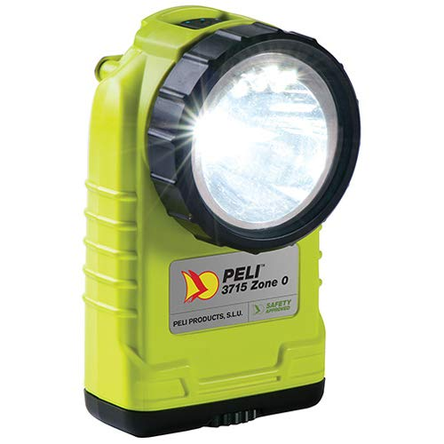 Peli 3715Z0L ATEX Zone 0 - Faro LED de mano