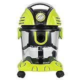 Cecotec Aspirador de Sólidos y Líquidos Conga Wet&Dry. 1400 W, Función soplador, Regulador de Potencia, Tubo metálico, 15 litros de Capacidad, 5 Accesorios