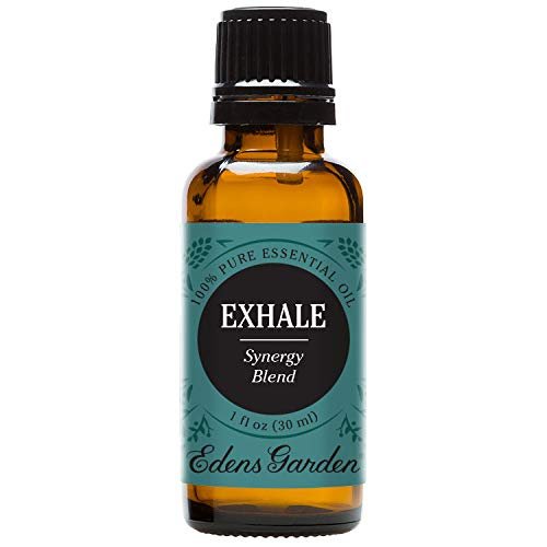 Edens Garden Exhale Essential Oil Synergy Blend, 100% Pure Therapeutic Grade (Allergies & Congestion) 30 ml