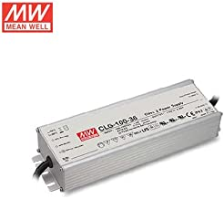 Mean Well CLG-100-12 Power Supply, Single Output, Enclosed LED, 12 Volt, 5 Amp, 60 Watt, 8.74