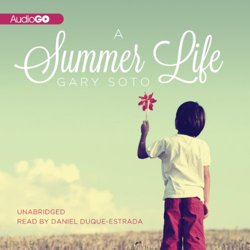 A Summer Life audiobook cover art