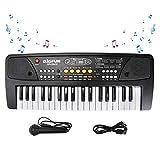 Mini toy keyboard, musical instr...
