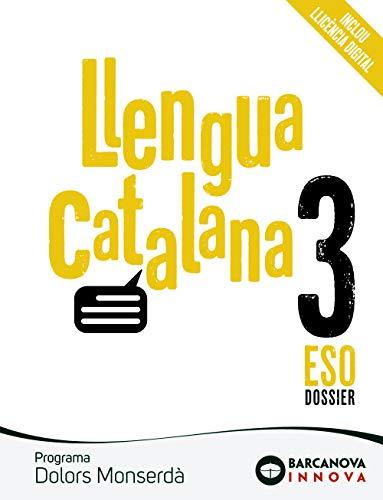 Dolors Monserdà 3 ESO. Llengua catalana: Novetat (Innova)
