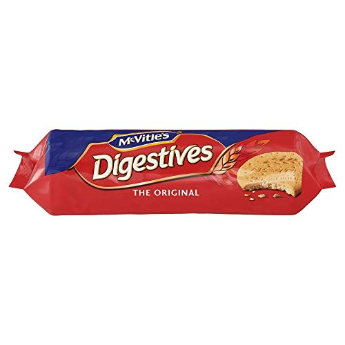 McVities Digestive Biscuits 400g (Pack of 4)