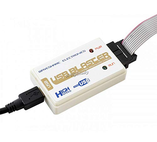 XYGStudy USB Blaster V2 ALTERA Programmers & Debuggers FPGA/CPLD Download Cable JTAG/AS/PS Connection USB 2.0