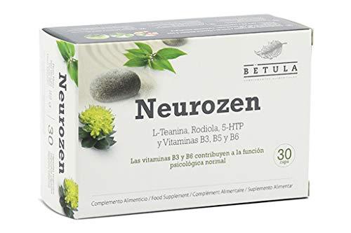 Betula Neurozen 30 Capsulas - 1 unidad