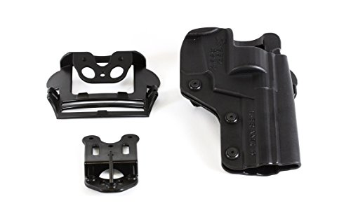 Speed Beez Outside The Waist Band 686 4 Inch Tactical Revolver Holster (Fits Any Smith & Wesson 4 Inch L-Frame) IDPA and USPSA Legal