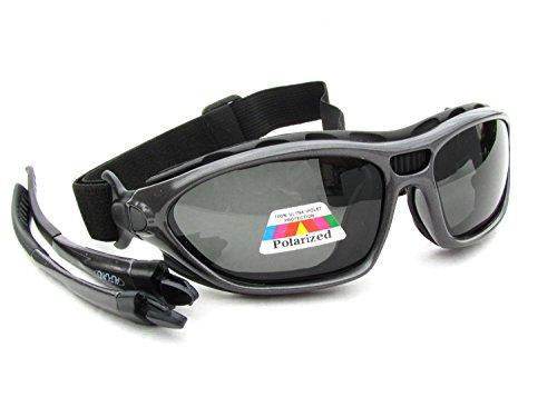 Alpland Polarized Polarisierende Gläser - Schutzbrille Sportbrille Sonnenbrille- - Kitesurfbrille Skibibrille Bergbrille