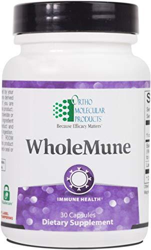Ortho Molecular - WholeMune - 30 Capsules