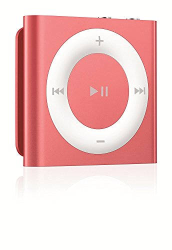 Apple iPod Shuffle 2GB Pink Rosa 4. Generation