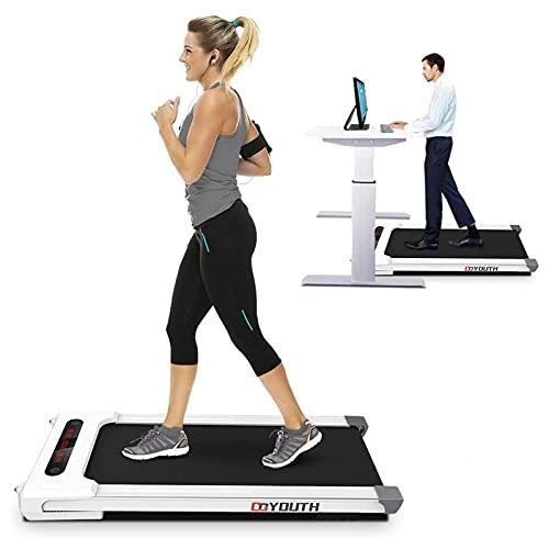 types of Treadmill: desk treadmill