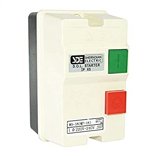 Big Horn 18823 1-Phase, 220-240-Volt, 3-HP, 18-26-Amp Magnetic Switch - CSA Approved (B002LVUWHM) | Amazon price tracker / tracking, Amazon price history charts, Amazon price watches, Amazon price drop alerts