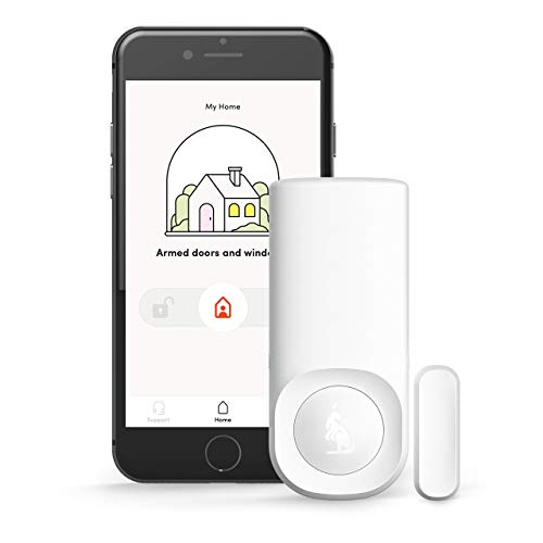 Kangaroo Home Smart WiFi Wireless Security and Surveillance System | Motion + Entry Sensor