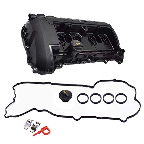 labwork Engine Cylinder Valve Cover with Gasket Fit for 2007-2016 Mini Cooper 1.6L 11127646554