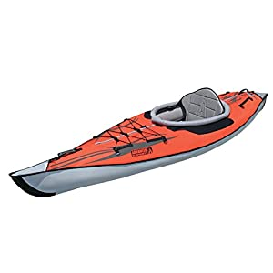 ADVANCED ELEMENTS Advanced Frame Inflatable Kayak with Duffle Bag and Repair Kit