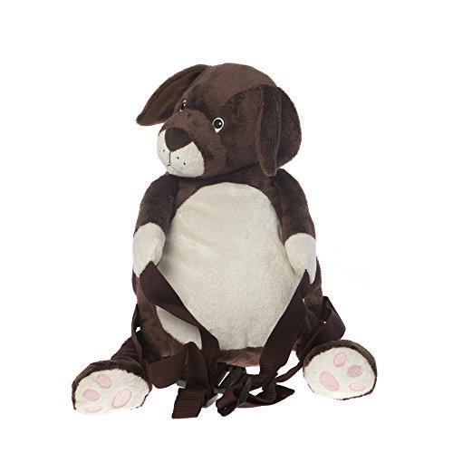 BoBo Buddies Children's Backpack, BROWN (Brown) - N9C176FC
