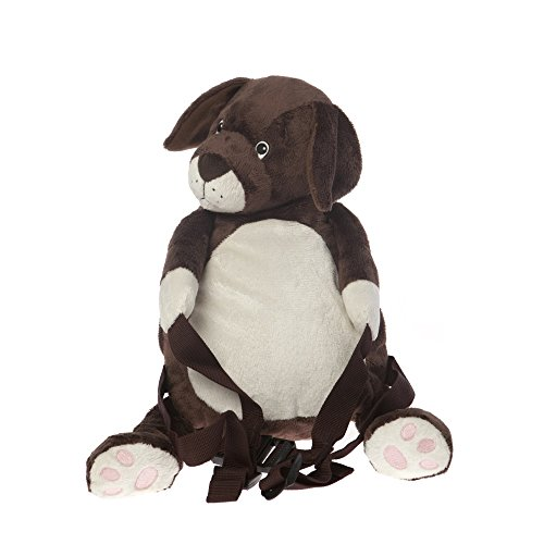 BoBo Buddies Children's Backpack, BROWN (Brown) - N9C176FC
