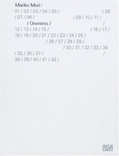 Mariko Mori Oneness 2007 11 01