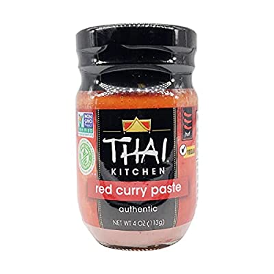 Thai Kitchen, Curry Paste Red, 4 Ounce