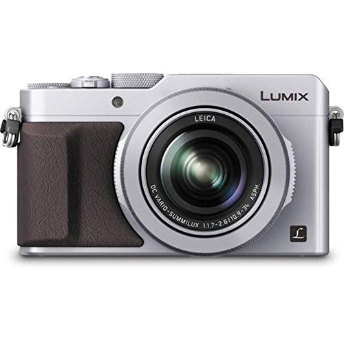 Panasonic LUMIX LX100 4K Point and Shoot Camera,...