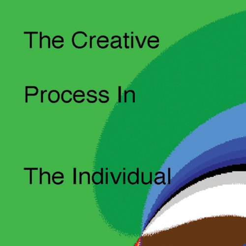 The Creative Process in the Individual cover art