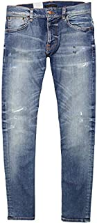 【ヌーディージーンズ】THIN FINN「AUTHENTIC REPAIR」 NUDIE JEANS シンフィン