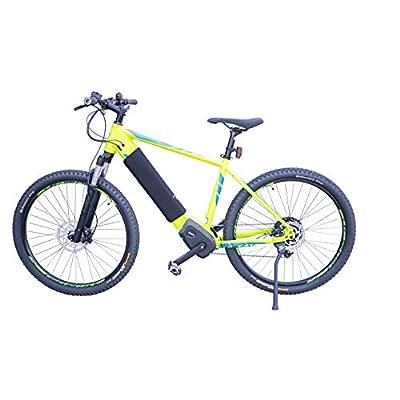 FISCHER Schutzhülle für integrierten E-Bike Akku, Neopren, schwarz, Schutz vor Nässe, Staub und Schmutz, universelle Anbringung
