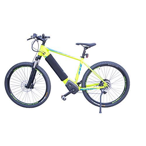 FISCHER Schutzhülle für integrierten E-Bike Akku| Schutz vor Nässe, Staub und Schmutz etc. | universelle Anbringung