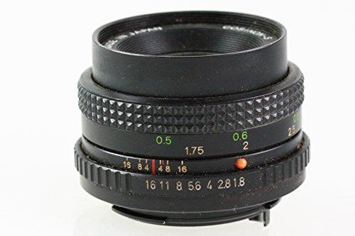 Cosina Cosinon-S Cosinon S Objektiv 50 mm 50mm 1:1.8 1.8 für Pentax PK